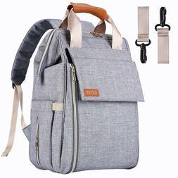 Baby Diaper Bag Backpack, Waterproof, Large Capacity, Changi