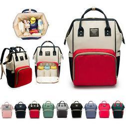 Baby Diaper Bag Maternity Women Backpack Rucksack Mummy Trav