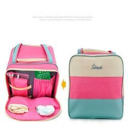 Baby Diaper Bag Mummy Handbag Maternity Bags Stroller Bag La