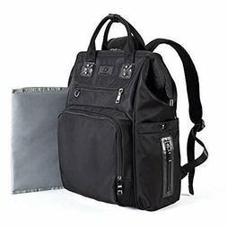 Baby Diaper Bags Backpack-Smart Organizer Large Capacity Mul