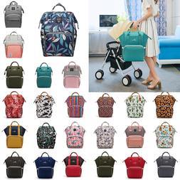Baby Diaper Bags Mummy Maternity Backpack Nappy Nursing Trav