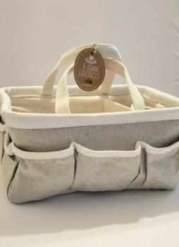 Baby Diaper Caddy Organizer - Portable Storage Basket - Esse