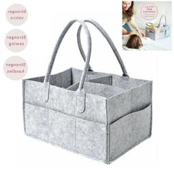 Baby Diaper Caddy Storage Bag Wallet Foldable Infant Wipes O