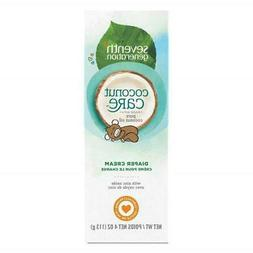 Seventh Generation Baby Diaper Cream Coconut Care 4 oz
