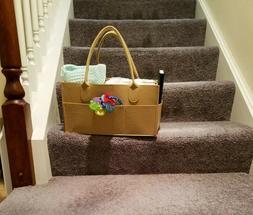 Baby Diaper Organizer Nursery Caddy by Endow Products
