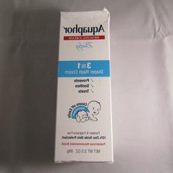 Aquaphor Baby Diaper Rash Cream 3.5 Ounce, exp 2/20, origina