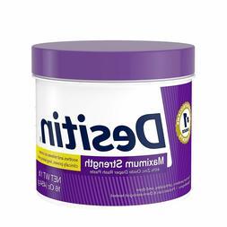 maximum strength diaper rash cream with zinc