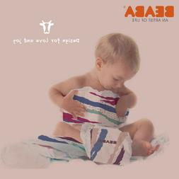 BEABA baby diaper size 1/2/3/4 for new born and 3-24 months
