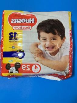 Baby Diaper Huggies Snug & Dry TabClosure Size4 Disposable H