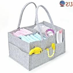 Baby Diaper Wipes Toys Nursery Bag Infant Nappy Bin Storage