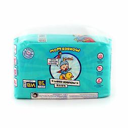 Baby Diaper with Breathable PE Backsheet Size XS-XL