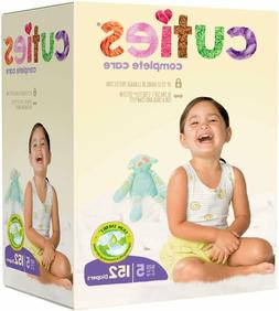 Cuties baby DIAPERS Size Newborn, 1, 2, 3, 4, 5, 6, 7 CHEAP!