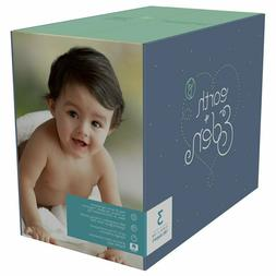 Baby Diapers, Earth + Eden  Size 3, 180 Count