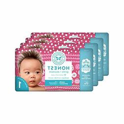The Honest Company Baby Diapers with True Absorb Technology,