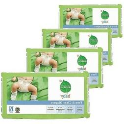 Seventh Generation Baby Disposable Diapers Newborn to 10lbs.