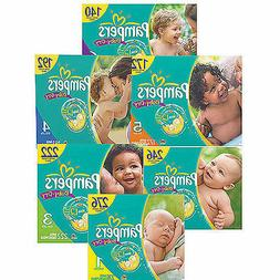 Pampers Baby Dry Diapers Size 1, 2, 3, 4, 5, 6 - Free Shippi