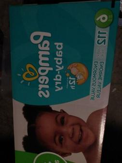 Pampers baby dry size 6