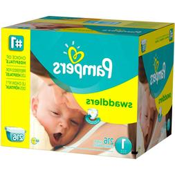 Pampers Baby Dry sz 2. 222 Count Pampers swaddlers sz1. 216