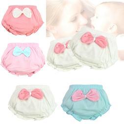 Baby girl infant training Pants panties Cloth Diapers kids b