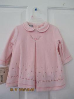 baby girls Carters size 3-6 months dress and diaper cover tw