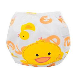 baby infant reusable washable cloth diaper kids
