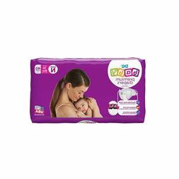 Baby Jumbo Diapers - Newborn, 40 Ct