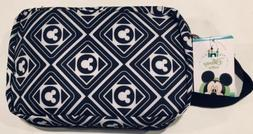 Disney Baby Mickey Mouse Diaper Shuttle Clutch Bag Black/Whi