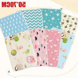 Baby Nappy Changing Pad Cotton Ecologic Diaper Changing Tabl