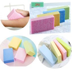 Baby Product Body Cleaning Foam Rub Bath Brush Shower Sponge
