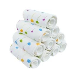 Baby Reusable Diapers Cloth Diaper Inserts Cotton Washable B