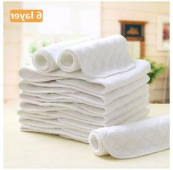 Baby Reusable Diapers Kids Care Products Unisex Diapers Cott
