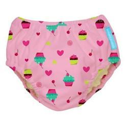 Charlie Banana Baby Reusable Swim Diaper -  Eco Friendly - L