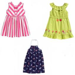 Gymboree Baby Toddler Girl Summer Dress & Diaper Cover NWT 3