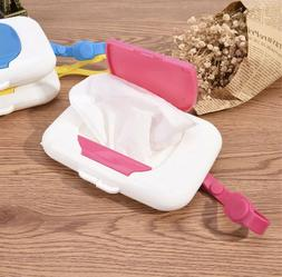 Baby Travel Wipe Case Child Wet Wipes Box Changing Dispenser