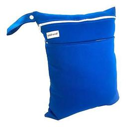 Baby Wet and Dry Bag for Diapers and Burp Cloths - Reusable