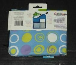 Baby Wet Bag  PVC FREE Blue Munchkin