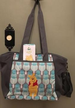 Disney Baby Winnie The Pooh 5-in-1 Diaper Tote Set with tags