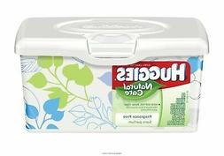 Baby Wipe Huggies Natural Care Tub Aloe Unscented #39301 64