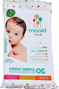 baby wipes by bloom baby unscented