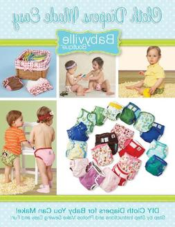 Babyville Boutique Cloth Diapers Made Easy Book