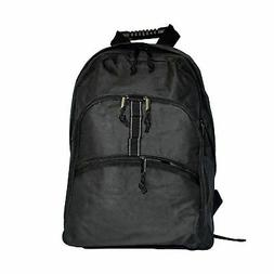 Back Pack Diaper Bag Black