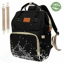 Backpack Diaper Bag Multi-Function Waterproof Large For Mumm