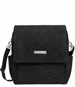 Infant Petunia Pickle Bottom 'Embossed Boxy' Backpack Diaper