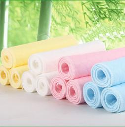 bamboo Reusable Washable Baby Cloth Diaper Nappy Liners inse