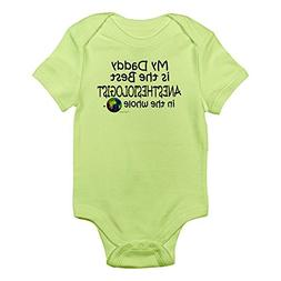 CafePress Best Anesthesiologist in The World  Infant Cute In