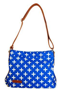 blue hobo crossbody bags set of 10