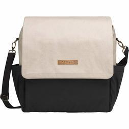 Petunia Pickle Bottom Boxy Backpack Diaper Bag, Brand New, S