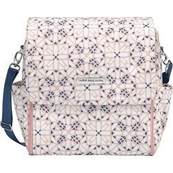 Petunia Pickle Bottom Boxy Backpack, Alpine Meadows
