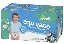 boys easy ups training underwear 4t 5t