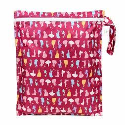 Disney Bumkins Waterproof Wet Dry Bag - Disney Princess Napp